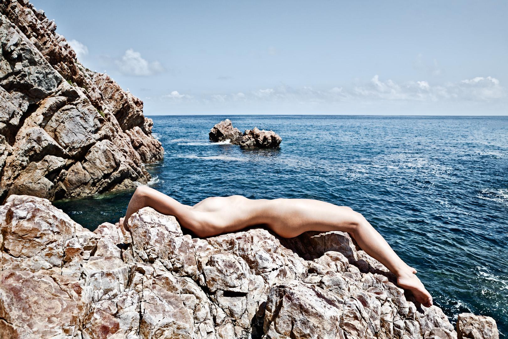 El paraíso desnudo